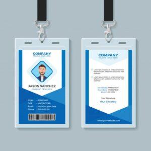 staff id cards